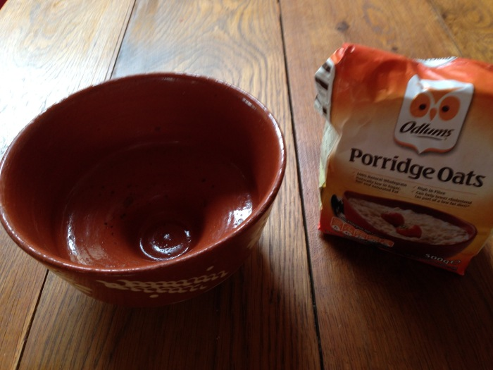 porridge du Comptoir irlandais